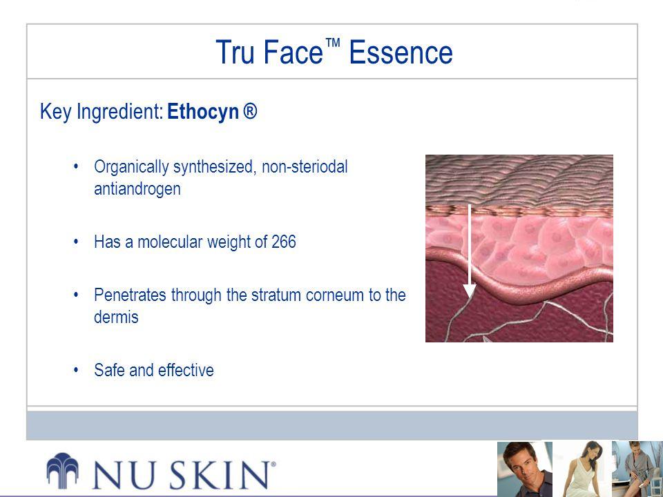 Tru Face™ Essence Tru Face™ Essence Key Ingredient: Ethocyn ®