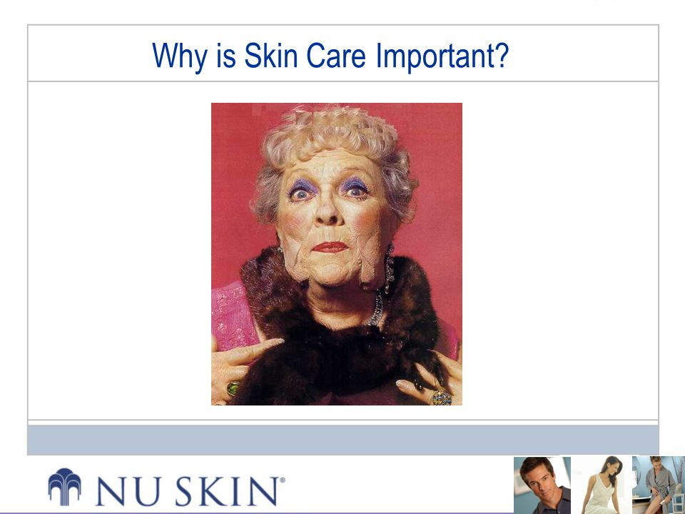 Why is Skin Care Important