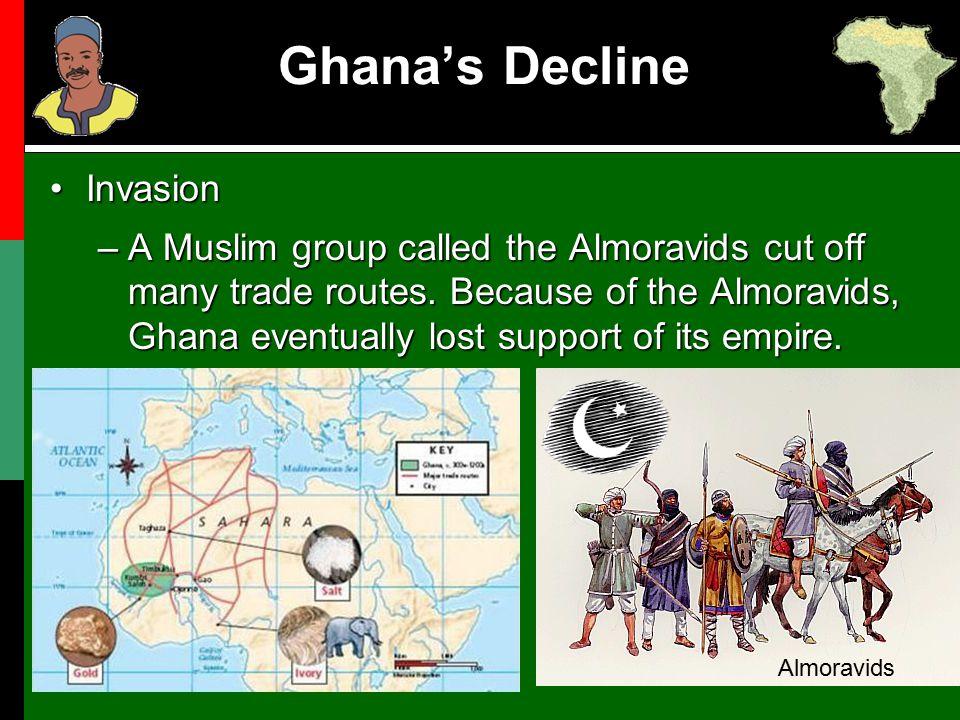 Ghana's Decline Invasion