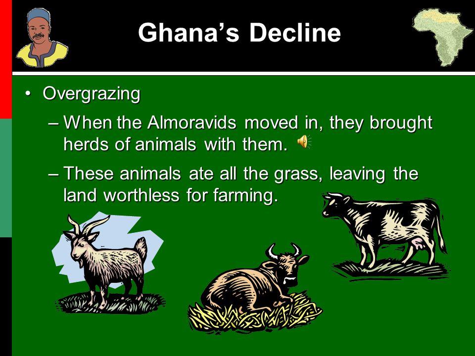 Ghana's Decline Overgrazing