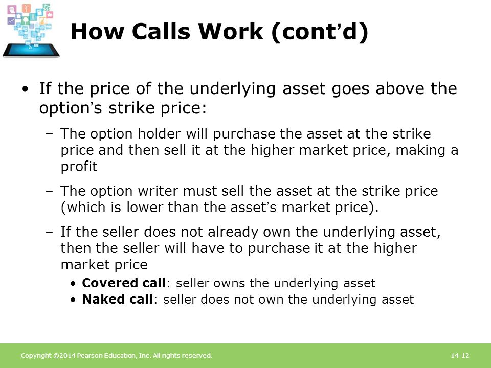 How Calls Work (cont'd)