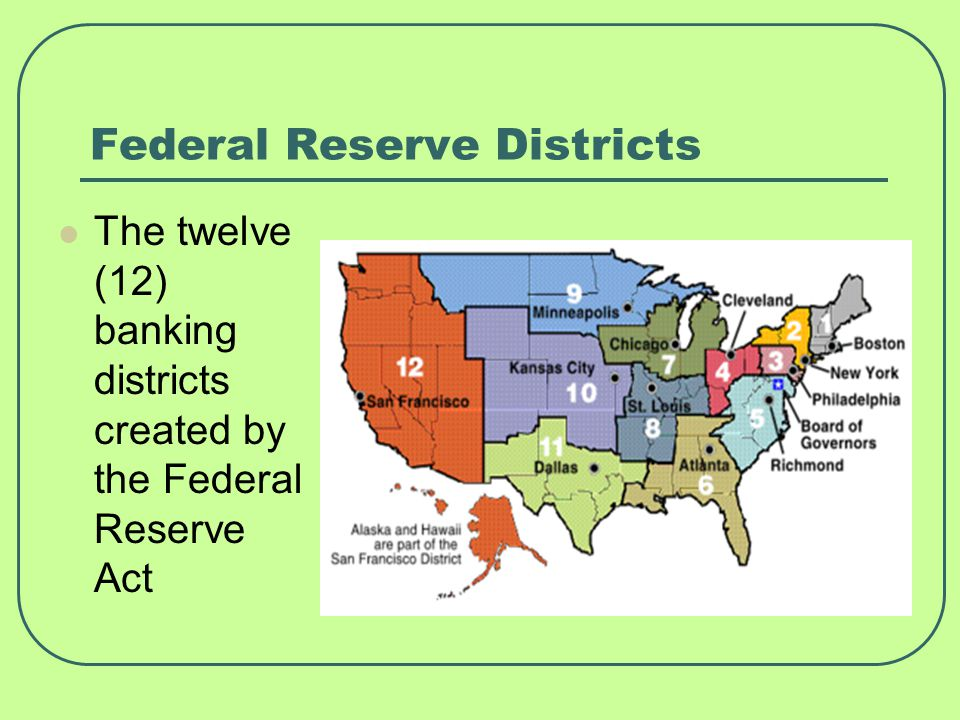An analysis of the functions of the federal reserve system in united states