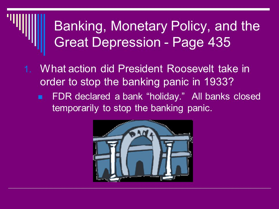 Banking, Monetary Policy, and the Great Depression - Page 435