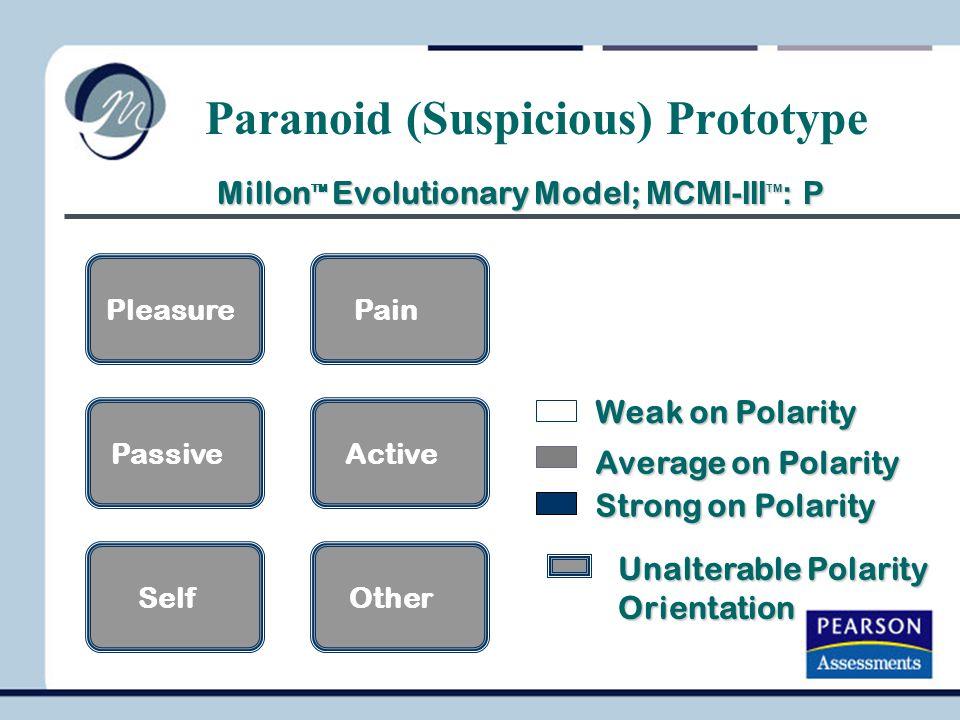 Paranoid (Suspicious) Prototype