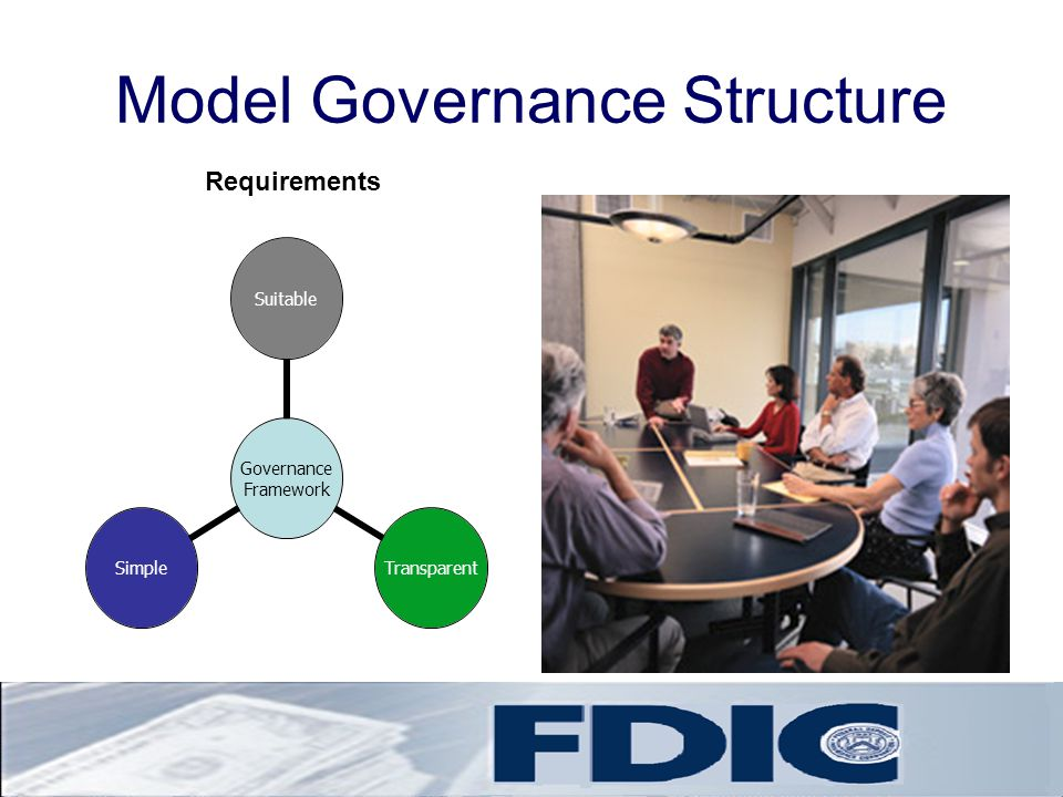 Model Governance Structure
