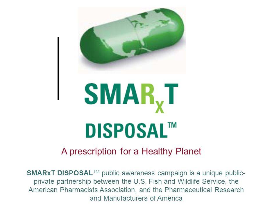 A prescription for a Healthy Planet