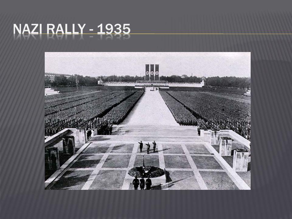 Nazi Rally - 1935