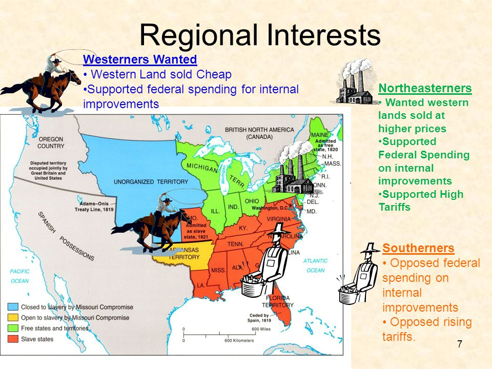 Regional Interests Westerners Wanted Western Land sold Cheap