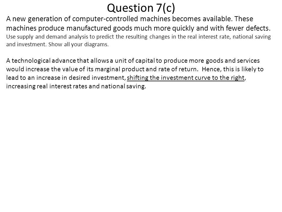 Question 7(c)