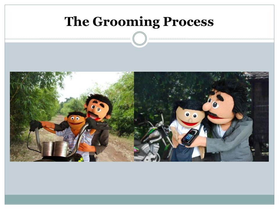 The Grooming Process