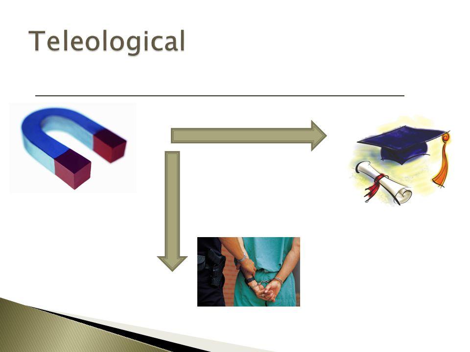 Teleological