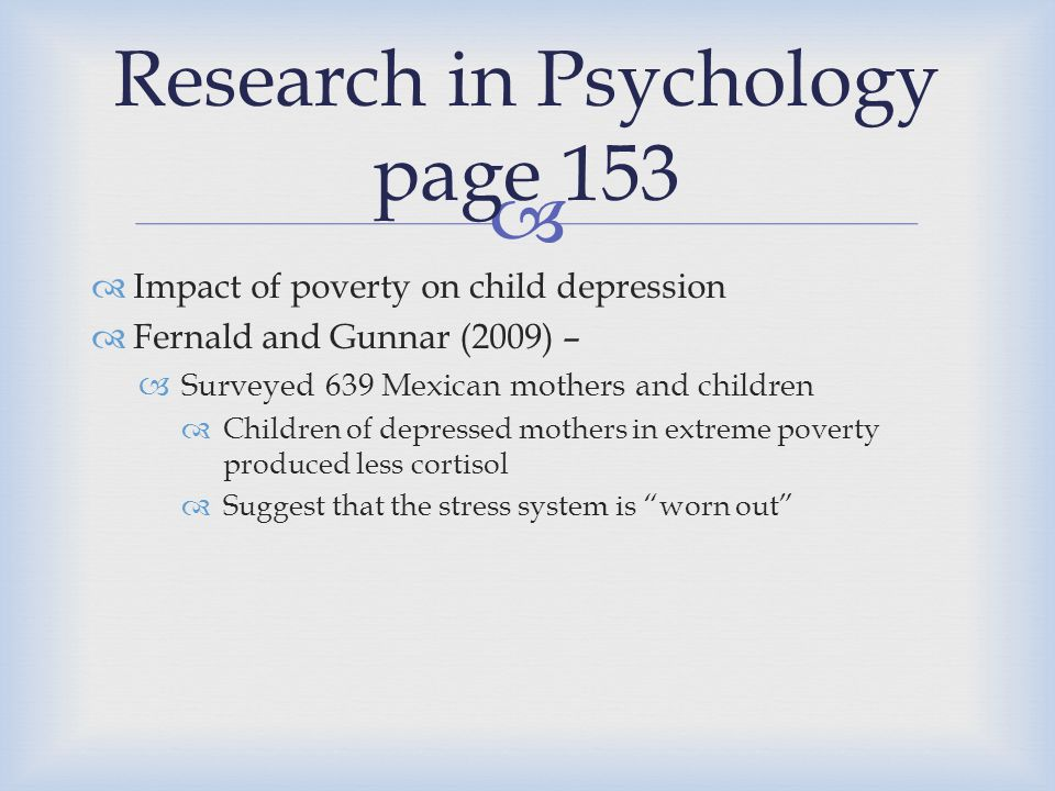 Research in Psychology page 153