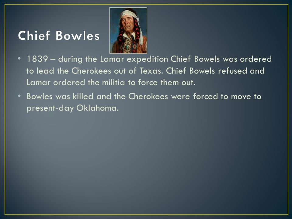 Chief Bowles