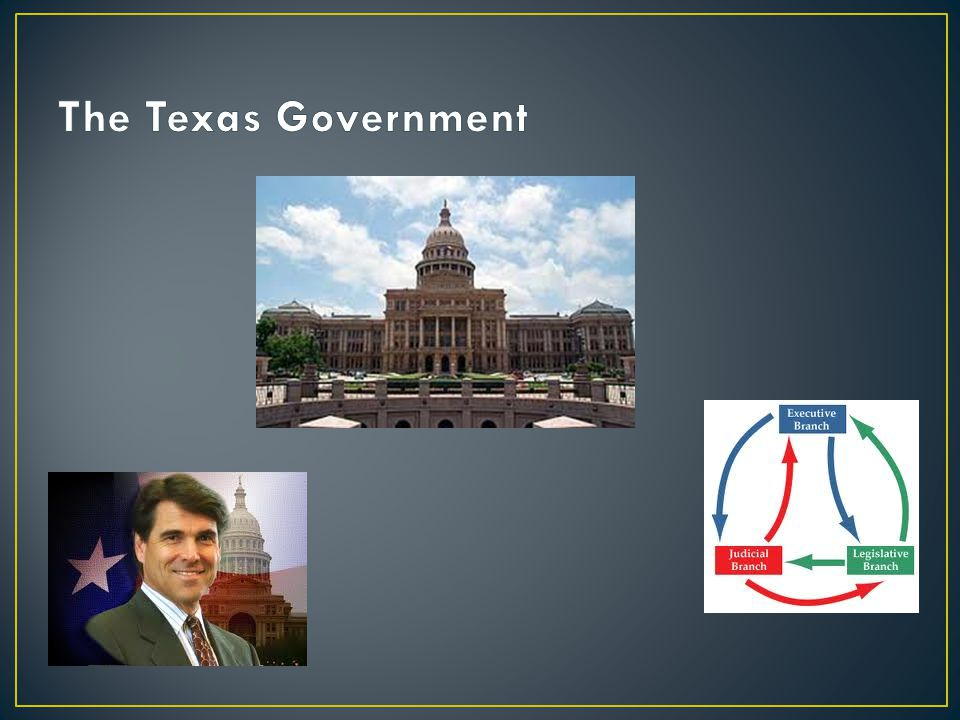 The Texas Government