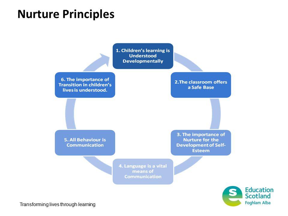 Nurture Principles