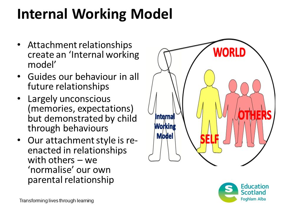 Internal Working Model