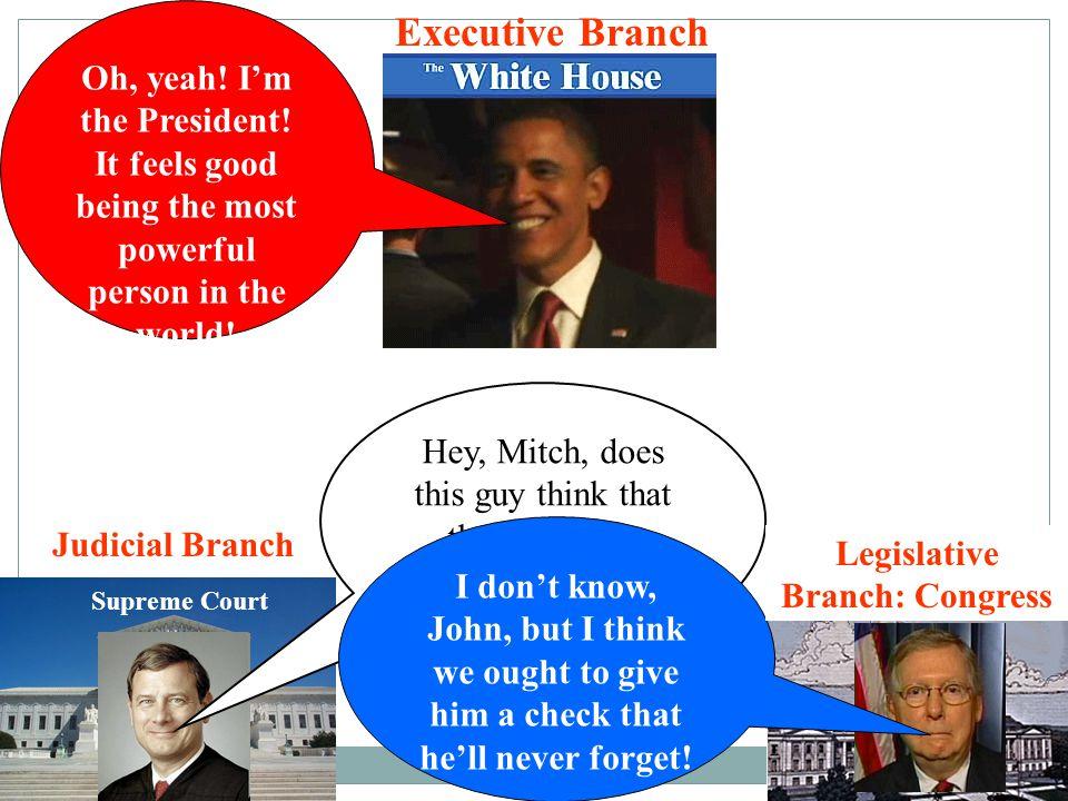 Legislative Branch: Congress