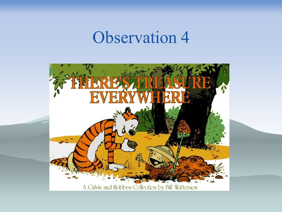 Observation 4