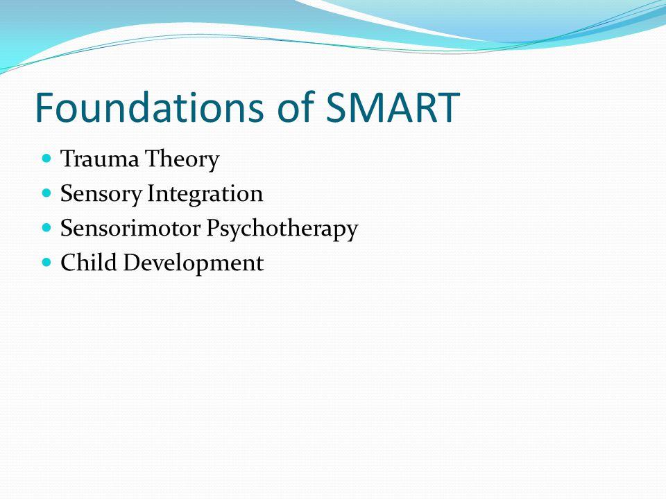 Foundations of SMART Trauma Theory Sensory Integration