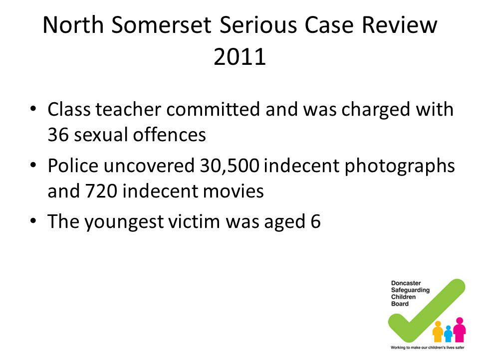 North Somerset Serious Case Review 2011