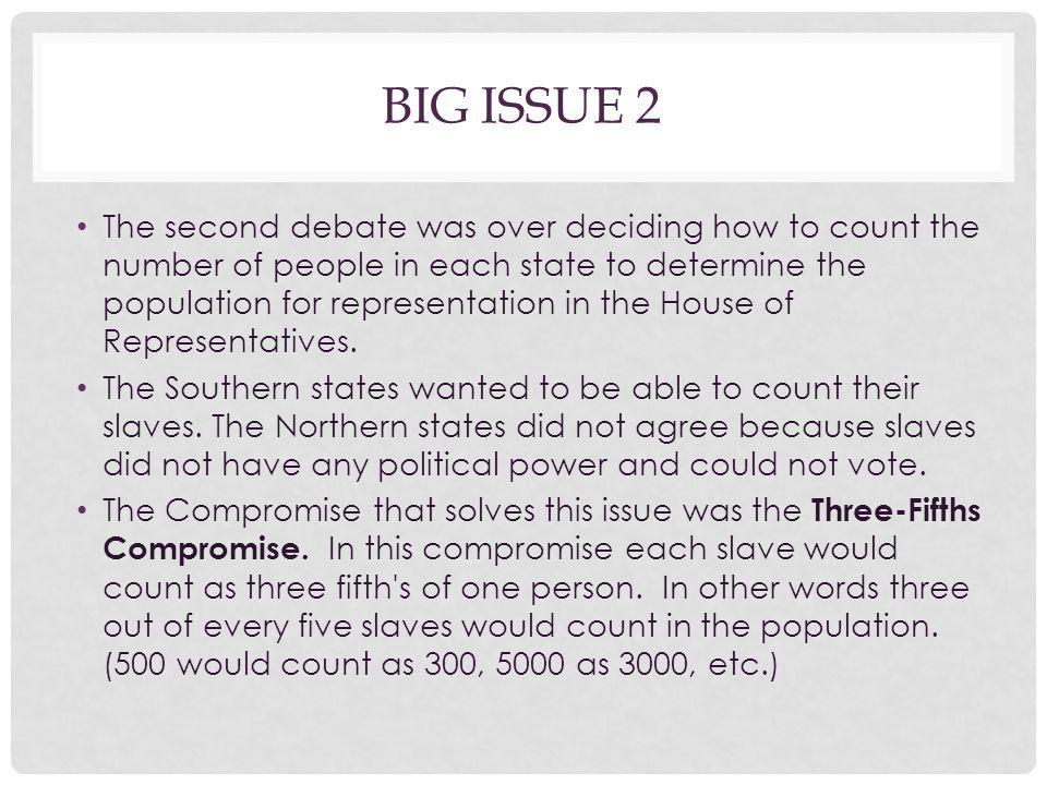 Big Issue 2