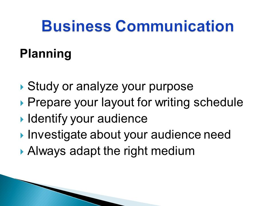 Importance of Written Communication in Business