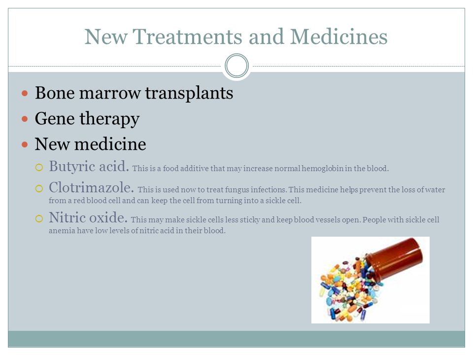 New Treatments and Medicines