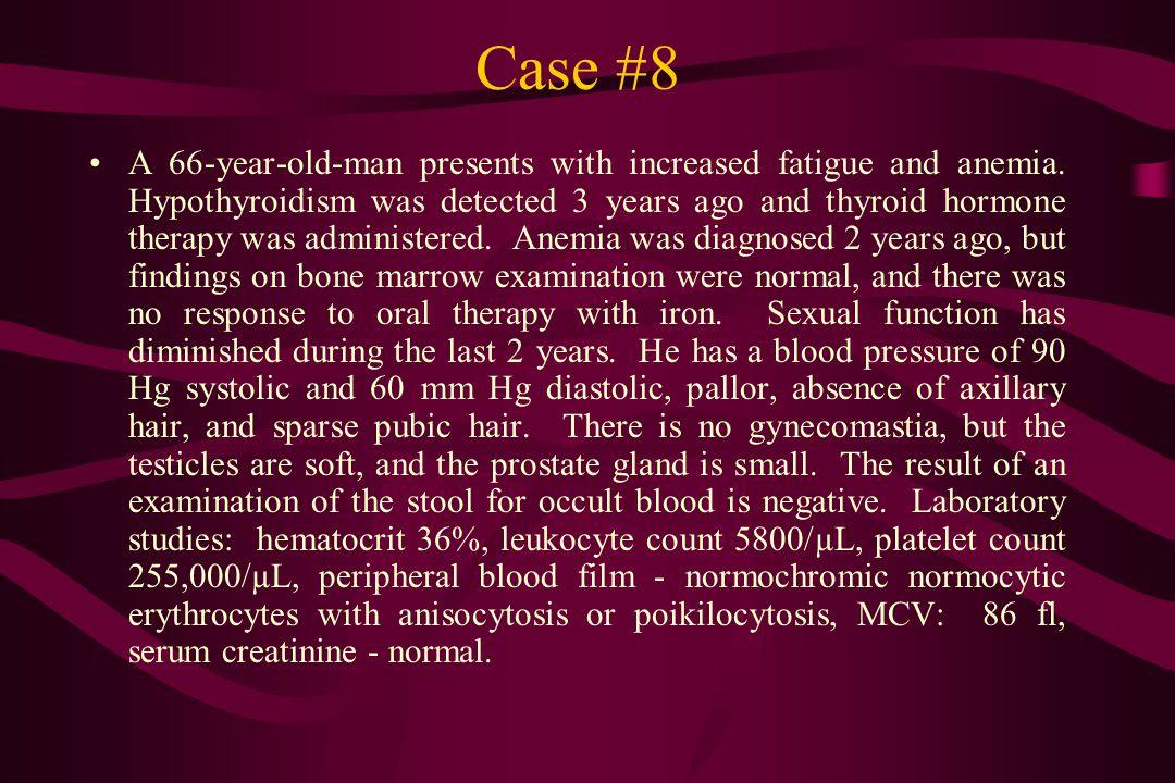 Anemia 101 Case Studies Peter A Kouides Md Ppt Video