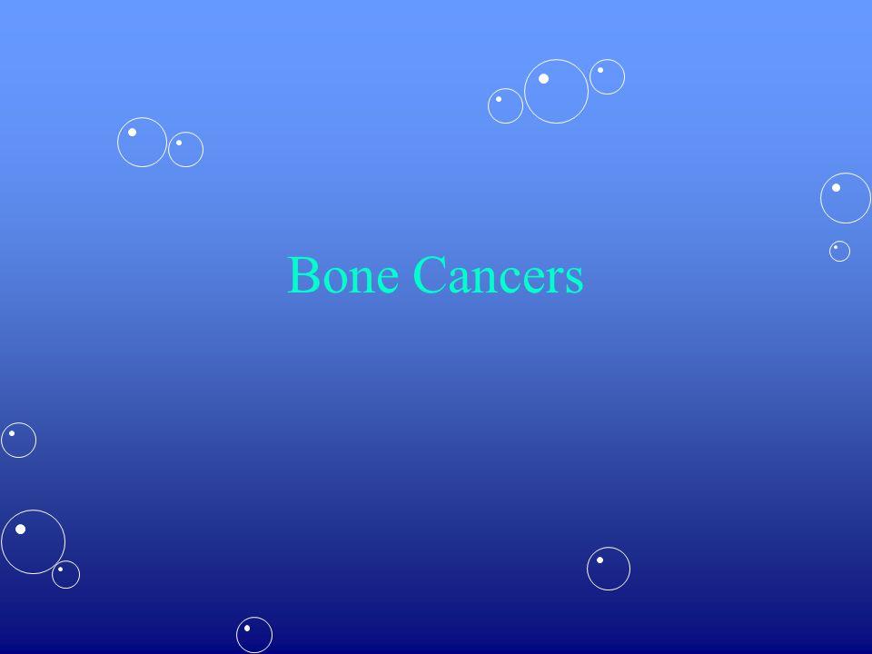 Bone Cancers