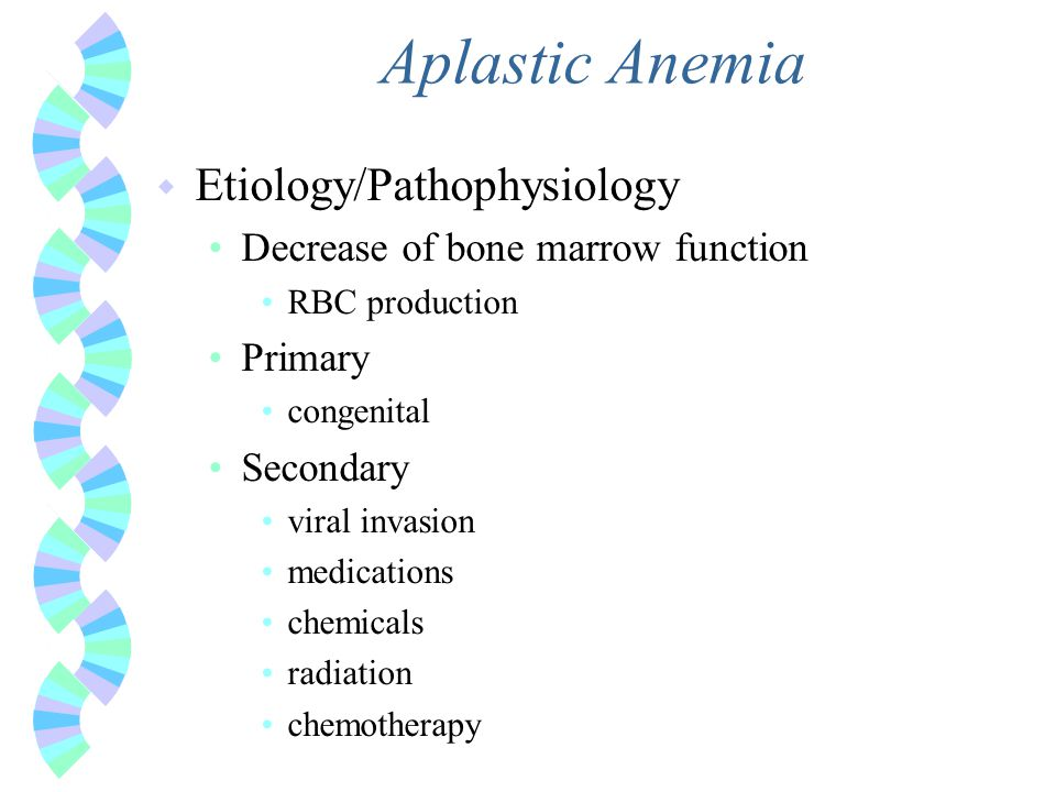 Aplastic Anemia Etiology Fpathophysiology on 2005 Honda Civic Stock Radio Wiring Diagram