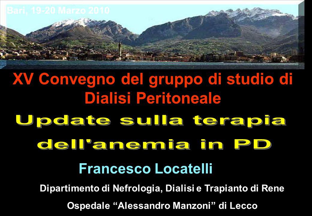 XV Convegno del gruppo di studio di Dialisi Peritoneale