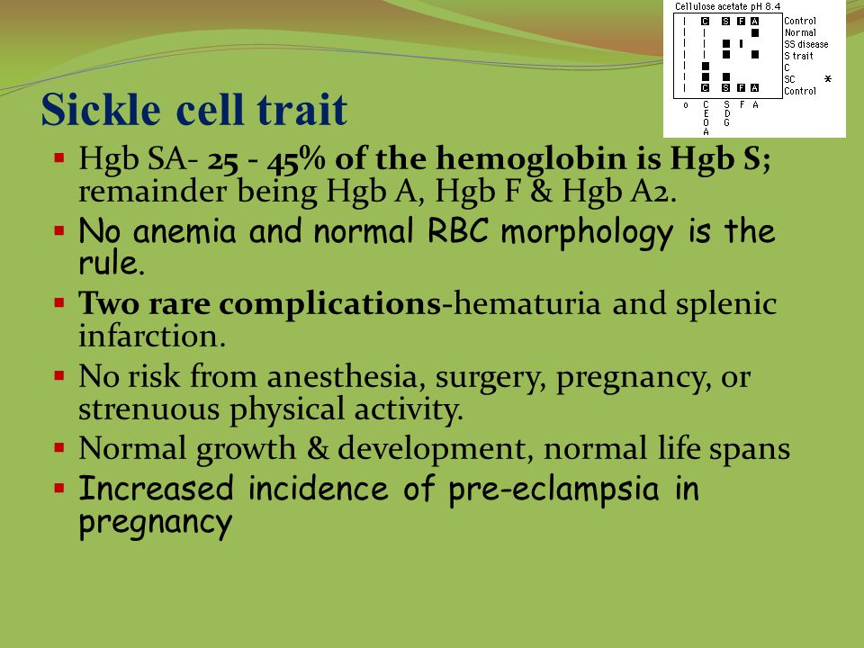 Hematological disorders in pregnancy