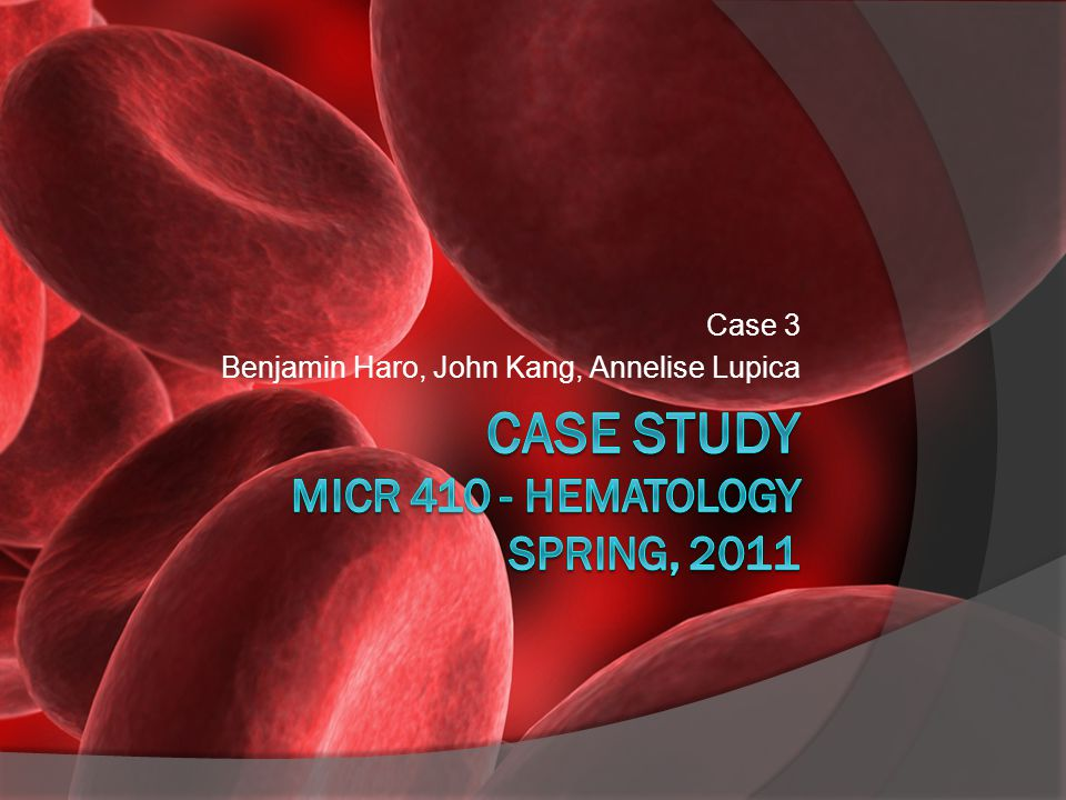 hematology the study of blood Looking for online definition of hematology tests in the medical dictionary hematology tests explanation free  the scientific study of blood and blood-forming.