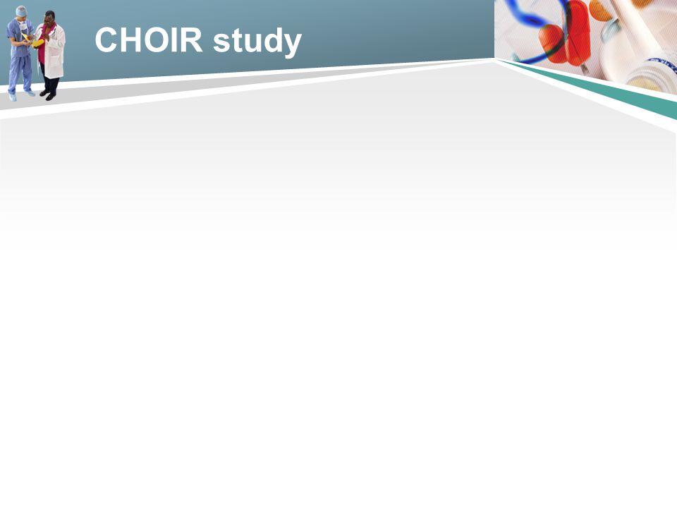 CHOIR study