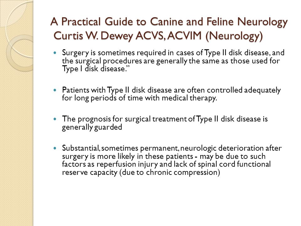 A Practical Guide to Canine and Feline Neurology Curtis W
