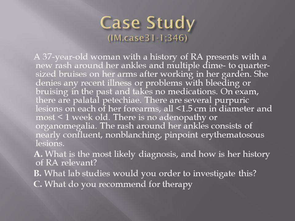 Case Study (IM.case31-1;346)