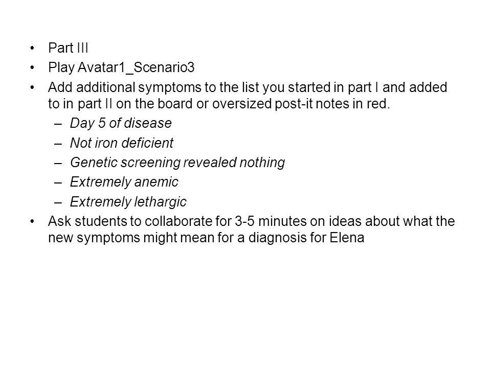 Part III Play Avatar1_Scenario3.