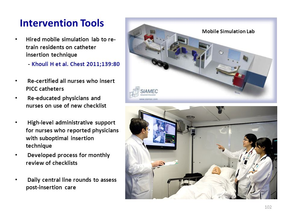 INTERVENTIONAL TOOLS Intervention Tools