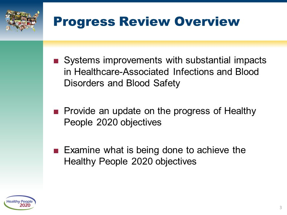 Progress Review Overview