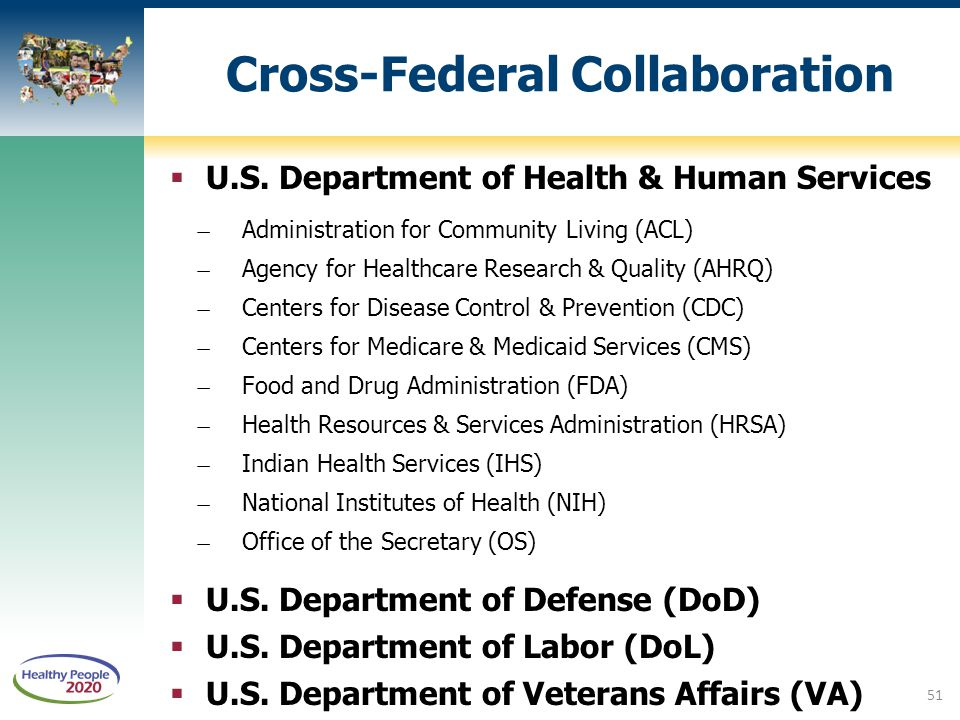 Cross-Federal Collaboration