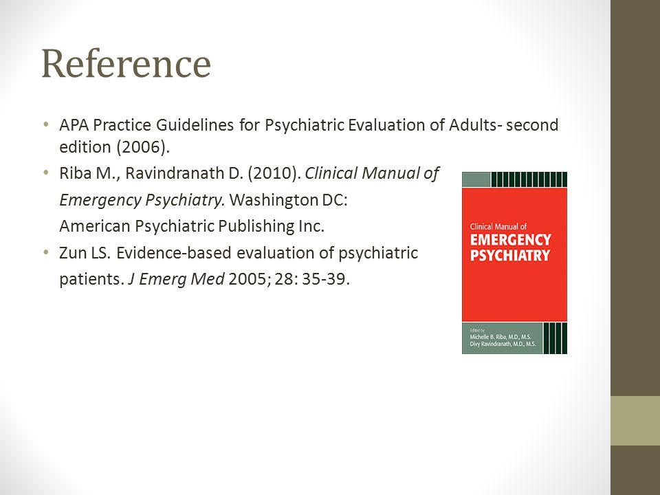 latest edition of apa publicatoin manual