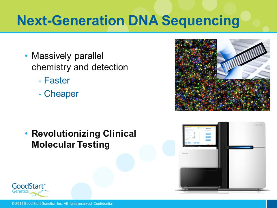 Next-Generation DNA Sequencing