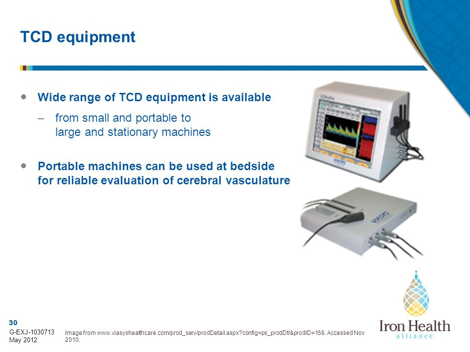 TCD equipment Wide range of TCD equipment is available