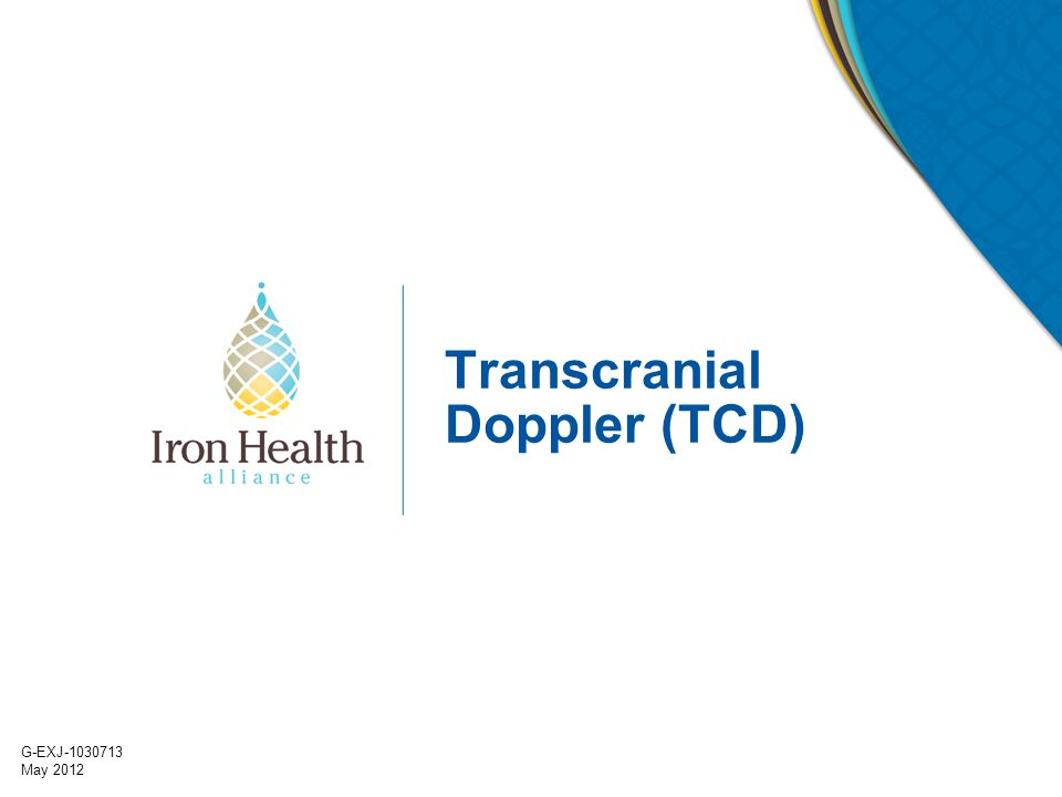 Transcranial Doppler (TCD)