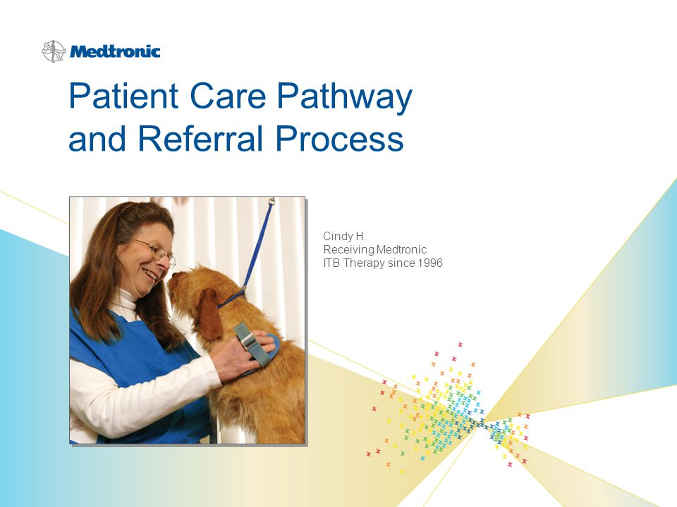 Patient Care Pathway and Referral Process