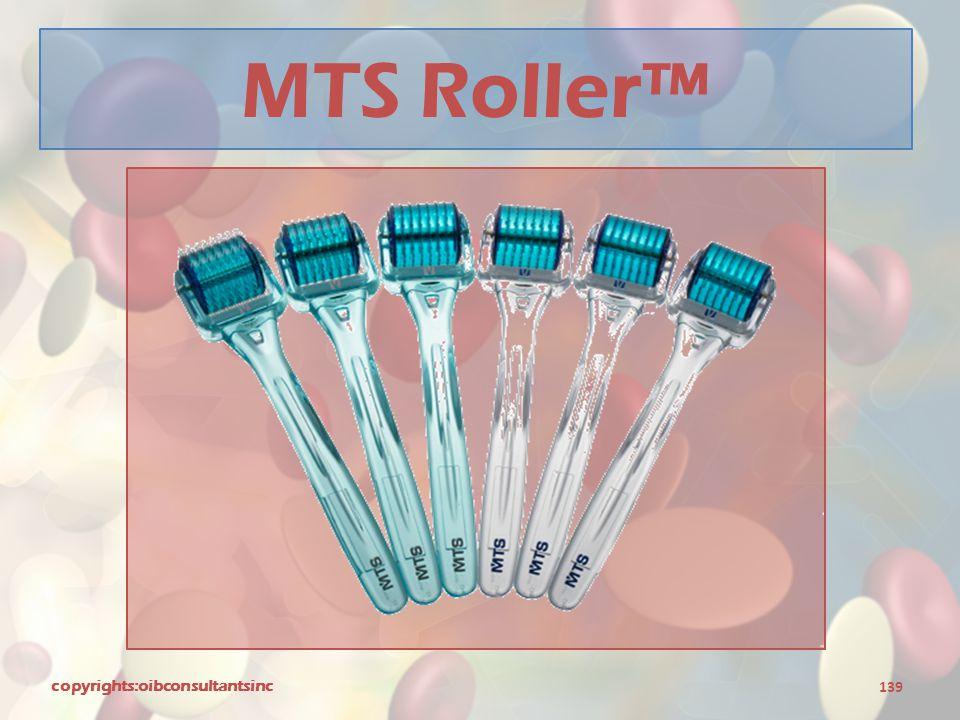 MTS Roller™ copyrights:oibconsultantsinc