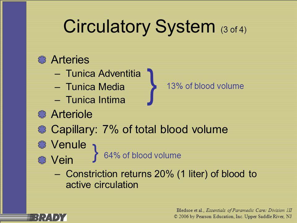 Circulatory System (3 of 4)