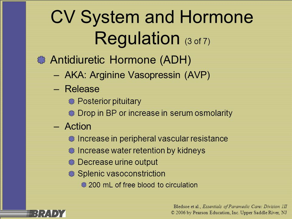 CV System and Hormone Regulation (3 of 7)