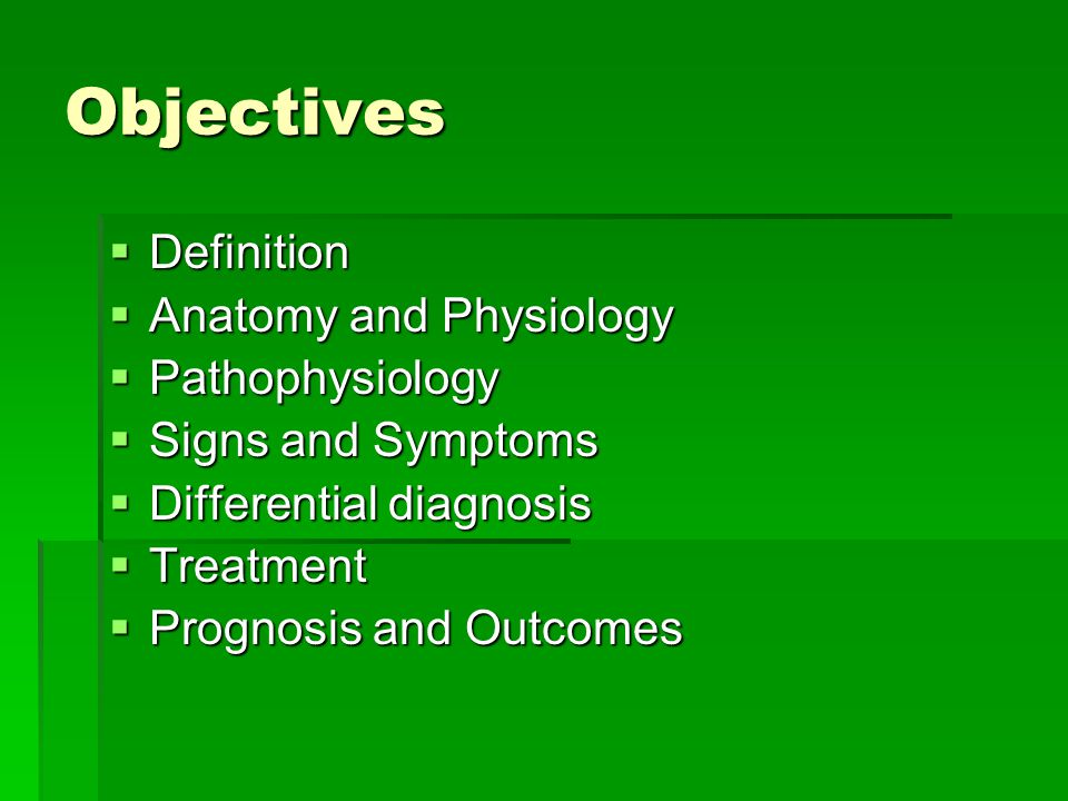 Anatomy and physiology objectives. Term paper Academic Writing ...