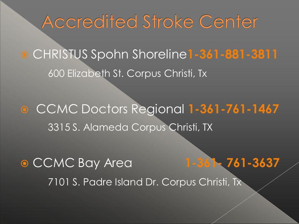 CHRISTUS Spohn Shoreline1-361-881-3811